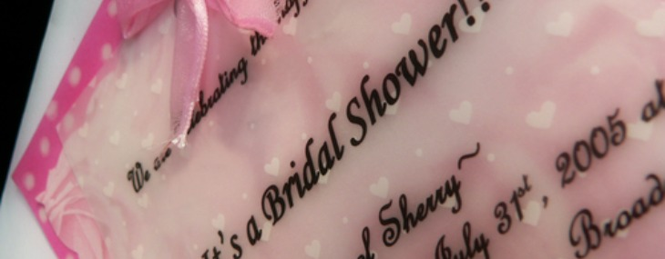 Can the mother of the groom host a bridal shower? Yes!